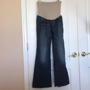 A Pea in the Pod Mavi Maternity Jeans
